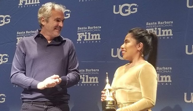 SBIFF: An Evening with Alfonso Cuaron