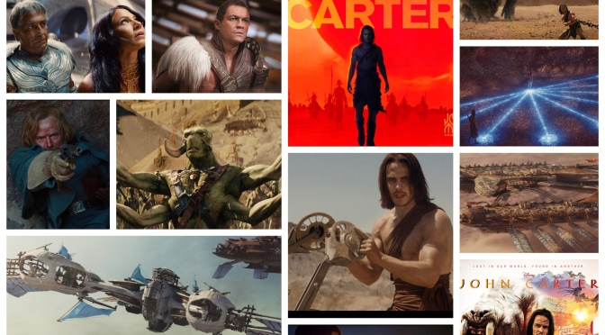 Disney's John Carter Of Mars