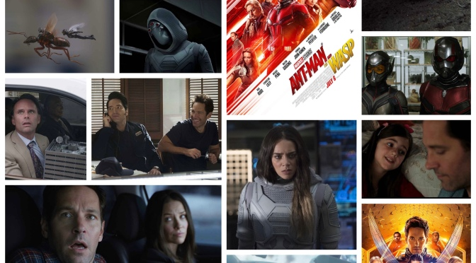 Marvel's Ant Man & The Wasp