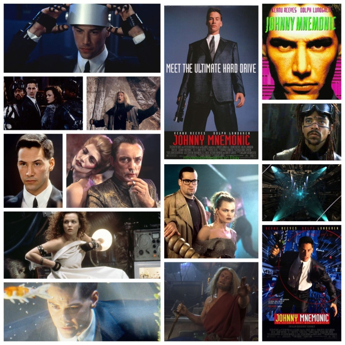 William Gibson's Johnny Mnemonic