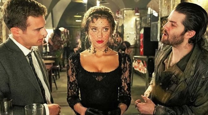 At play in the Fields of Cullen: A Look at the Director's Cut of London Fields by Kent Hill