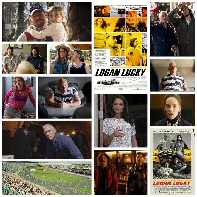 Steven Soderbergh's Logan Lucky