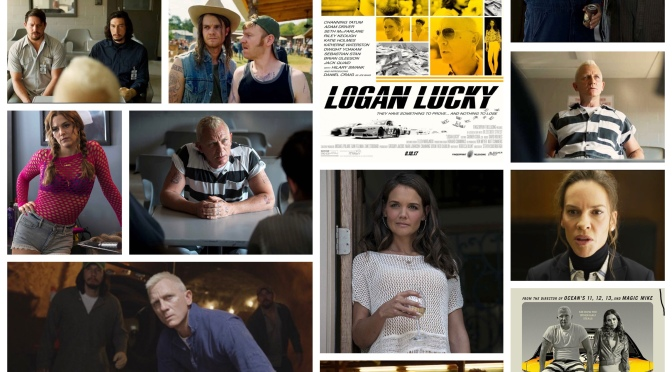 Steven Soderbergh's Logan Lucky