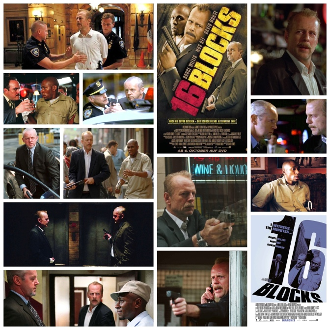 Richard Donner's 16 Blocks