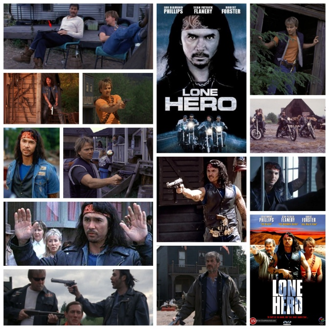 B Movie Glory: Lone Hero