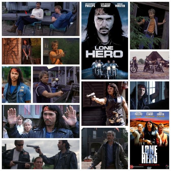 B Movie Glory: Lone Hero