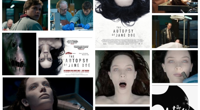 André Øvredal's The Autopsy Of Jane Doe