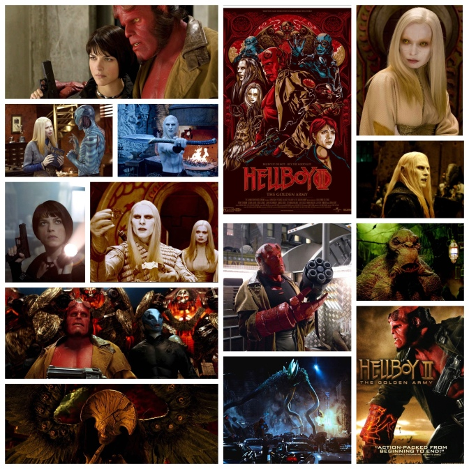 Guillermo Del Toro's Hellboy II: The Golden Army