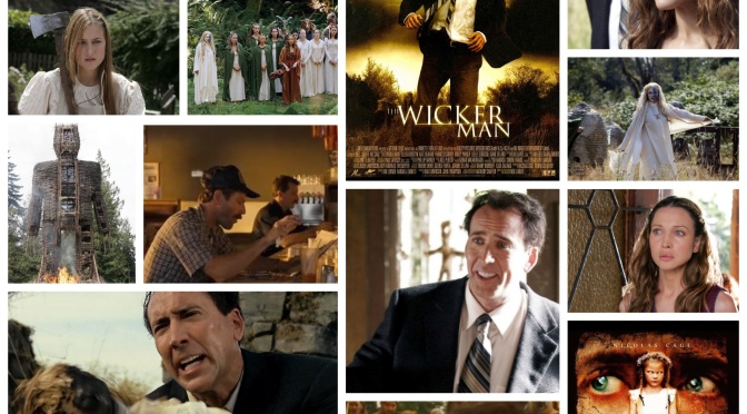 Neil Labute's The Wicker Man