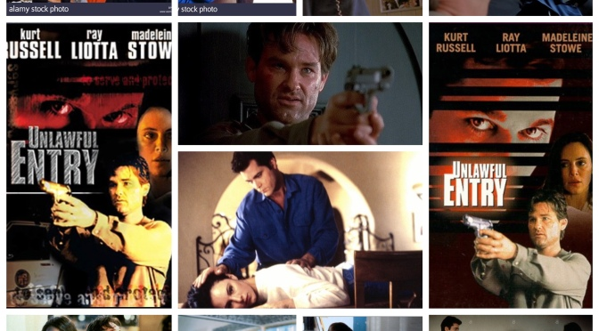 Jonathan Kaplan's Unlawful Entry