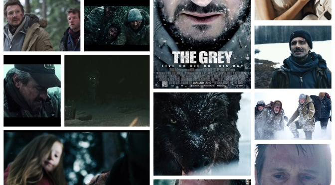 Joe Carnahan's The Grey