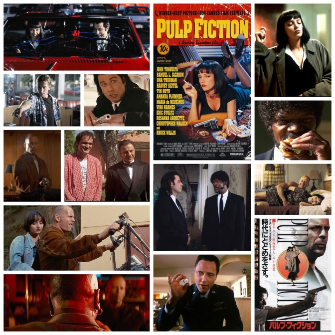 Quentin Tarantino's Pulp Fiction