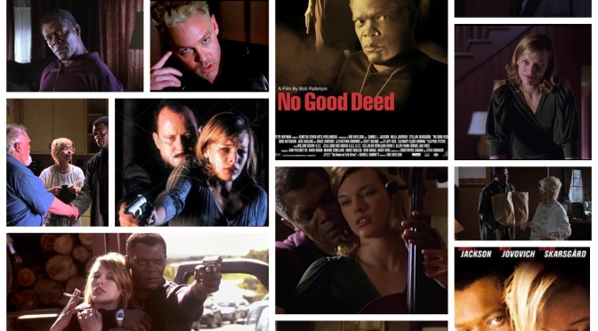 Bob Rafelson's No Good Deed