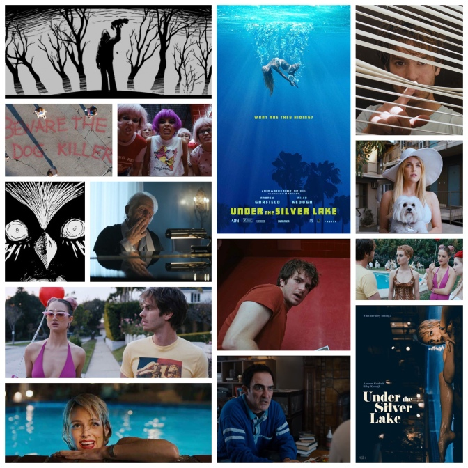 David Robert Mitchell's Under The Silver Lake