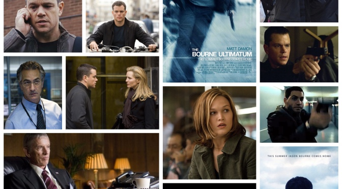 Paul Greengrass's The Bourne Ultimatum