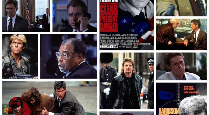 Phillip Noyce and Harrison Ford's Jack Ryan: Patriot Games and Clear & Present Danger