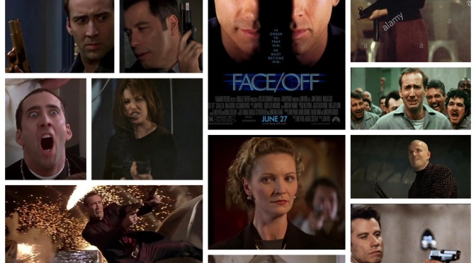 John Woo's Face Off