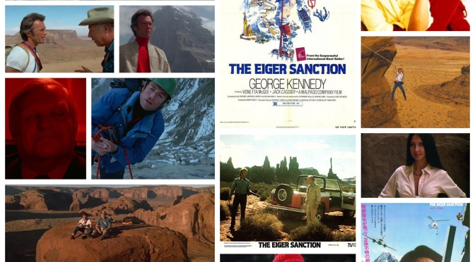 Clint Eastwood's The Eiger Sanction