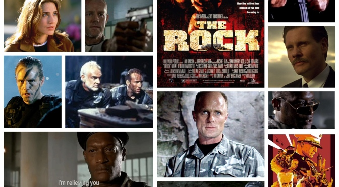 Michael Bay's The Rock