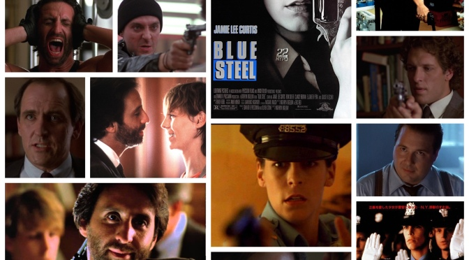 Kathryn Bigelow's Blue Steel