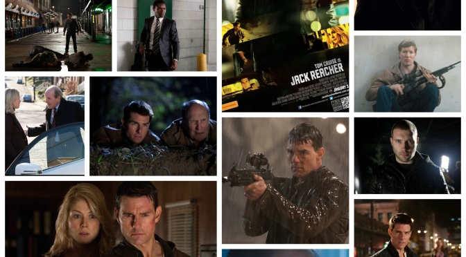 Christopher McQuarrie's Jack Reacher