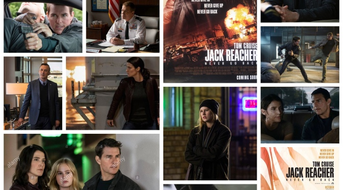 Edward Zwick's Jack Reacher: Never Go Back