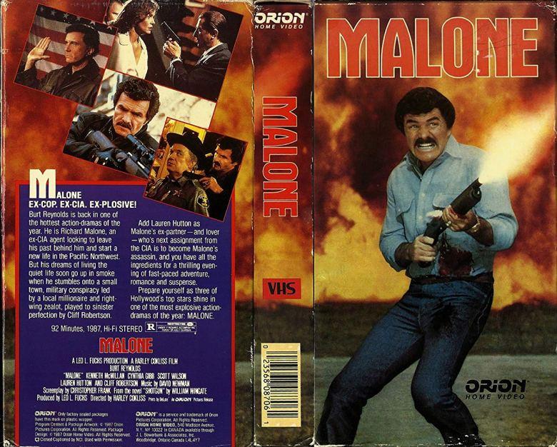 Malone VHS