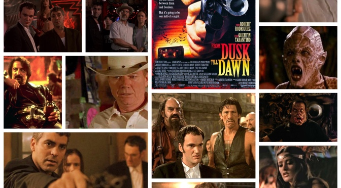 Robert Rodriguez's and Quentin Tarantino's From Dusk Till Dawn