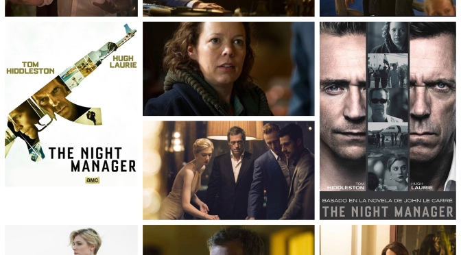 AMC presents John Le Carré's The Night Manager