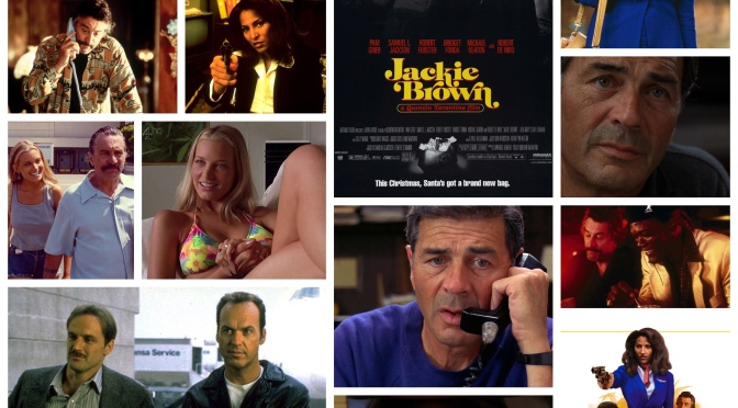 Quentin Tarantino's Jackie Brown