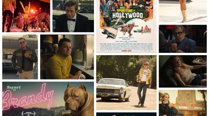 Quentin Tarantino's Once Upon A Time… In Hollywood