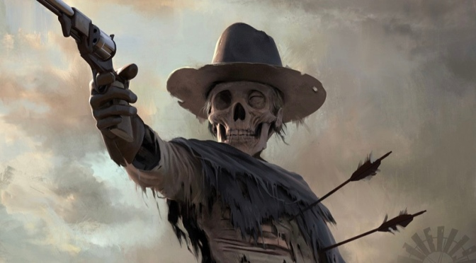 Blood on the Frontier: Nate's Top Ten Horror Western films