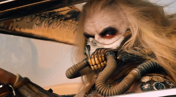 Lunch with Immortan Joe by Kent Hill