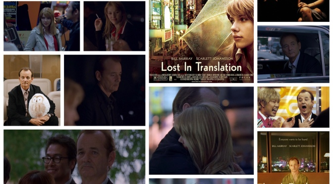 Sofia Coppola's Lost In Translation