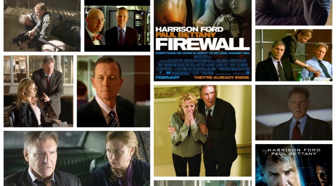 """Get off my server!"": Richard Loncraine's Firewall"
