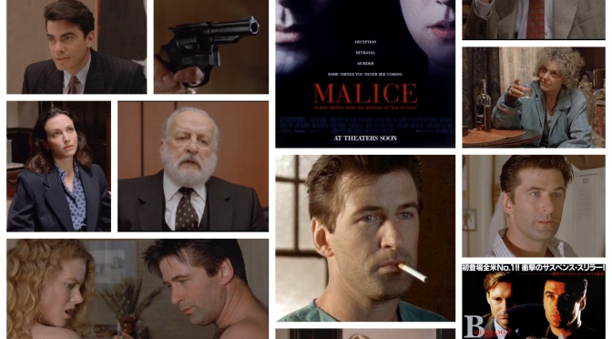 Harold Becker's Malice