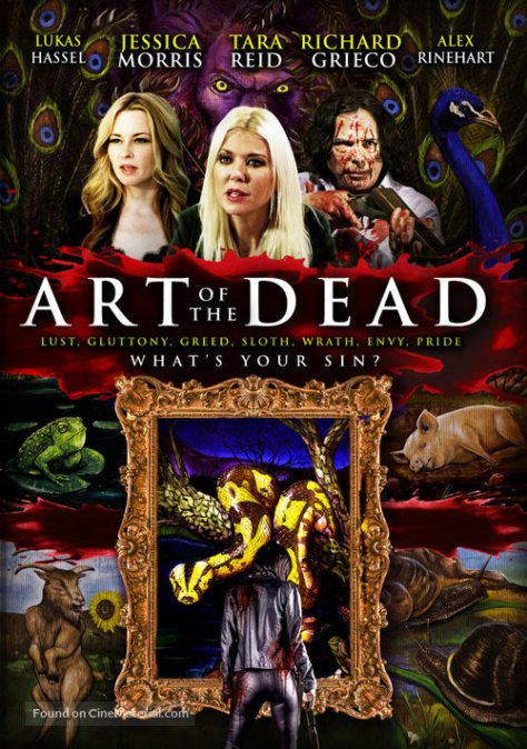 art-of-the-dead-movie-poster