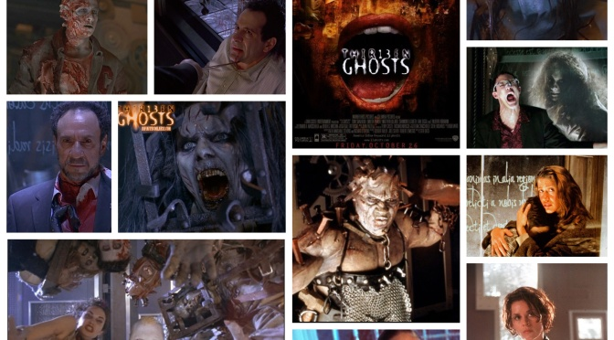 Steve Beck's Thir13en Ghosts