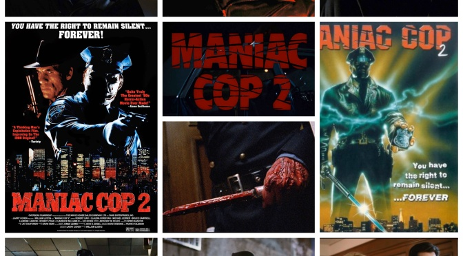 B Movie Glory: William Lustig's Maniac Cop 2