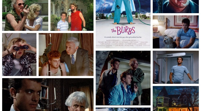 Joe Dante's The Burbs