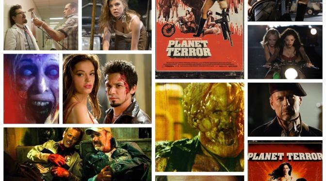 Robert Rodriguez's Planet Terror