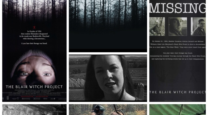 Eduardo Sanchez & Daniel Myrick's The Blair Witch Project