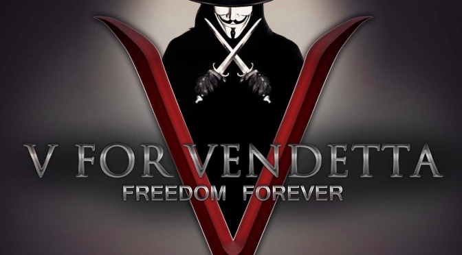 The Wachowski's V For Vendetta