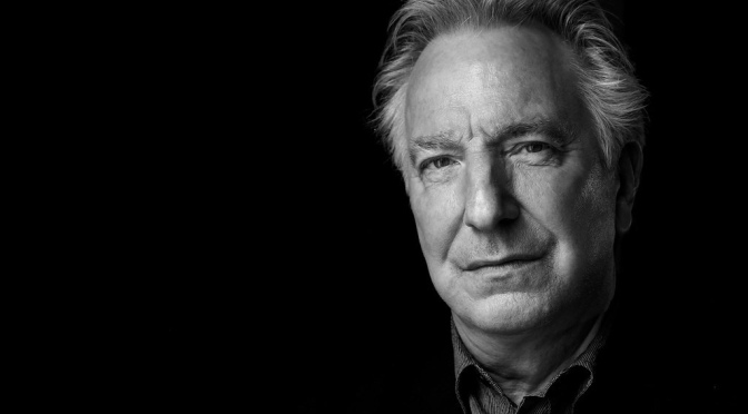 Actor's Spotlight: Nate's Top Ten Alan Rickman Performances