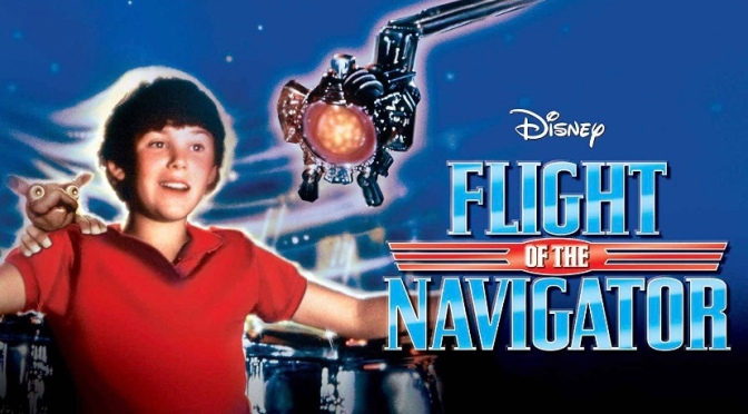 Disney's Flight Of The Navigator