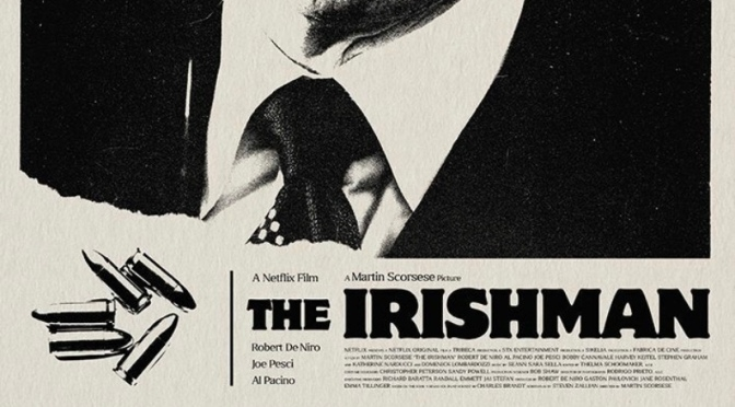 Martin Scorsese's I Heard You Paint Houses aka The Irishman