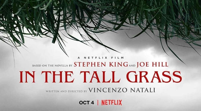 Vincenzo Natali's In The Tall Grass
