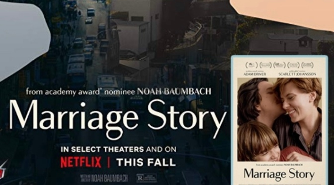 Noah Baumbach's Marriage Story