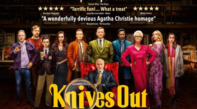 Rian Johnson's Knives Out