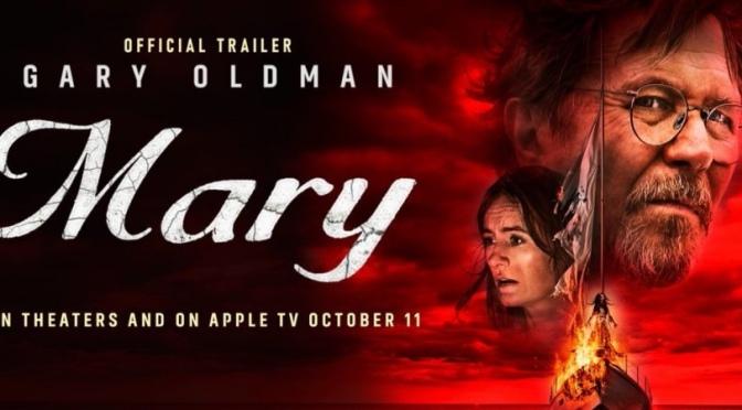 B Movie Glory: Mary